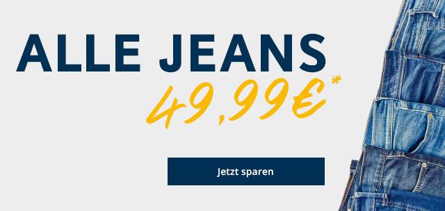 Jeans nur 49,99€